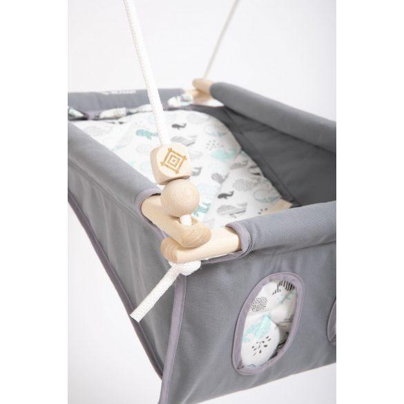 Incababy Babyschaukel Whale FW