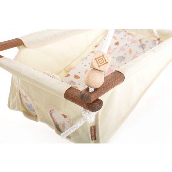 Incababy Babyschaukel Cream BW